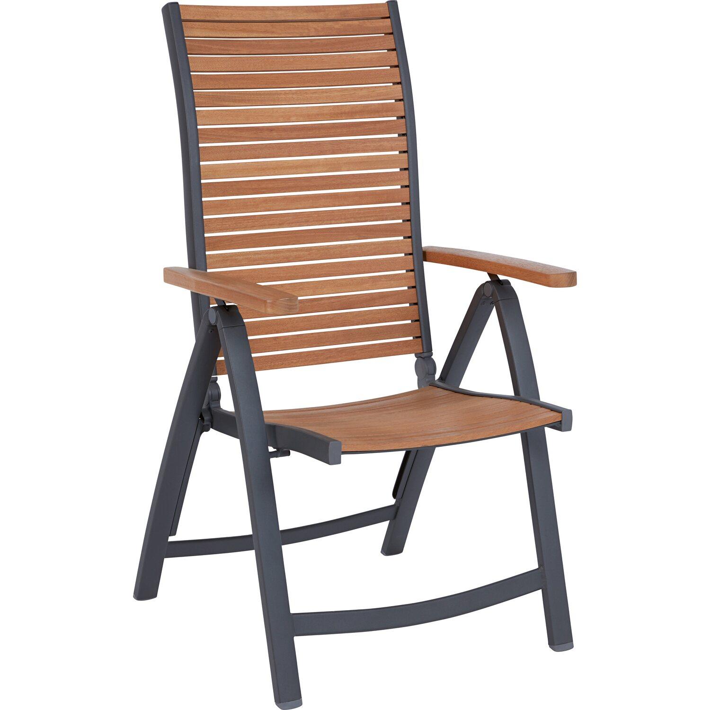 Bonlee összecsukható szék FSC 108,9 cm x 59,7 cm x 64,4 cm