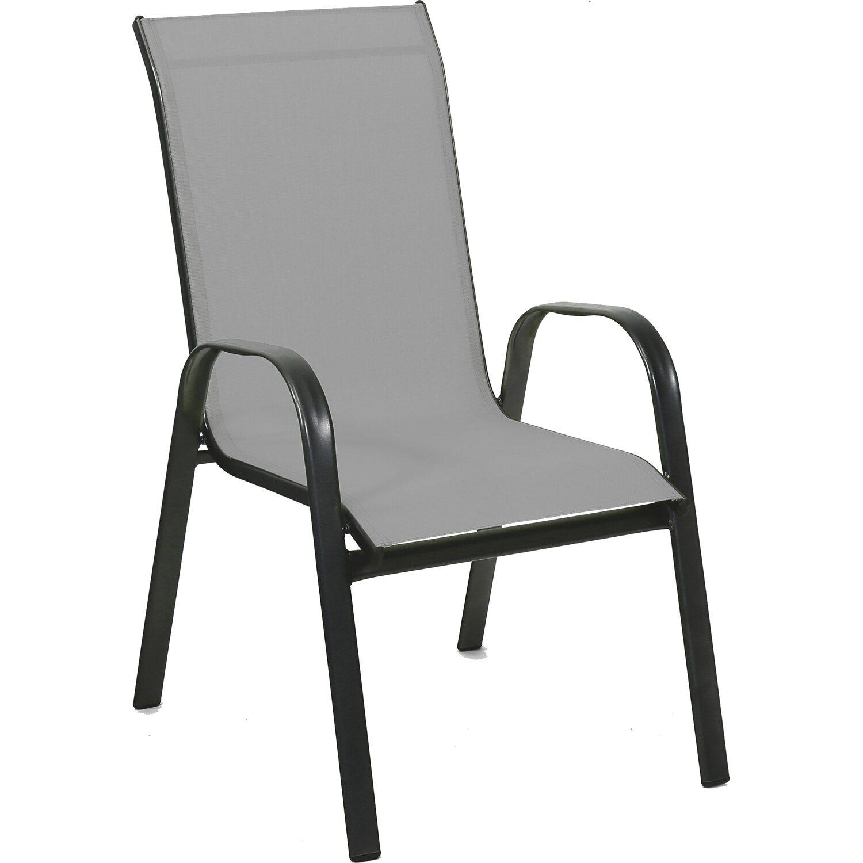 Kerti szék Calais fémvázas textilén vásárlása az OBI nál