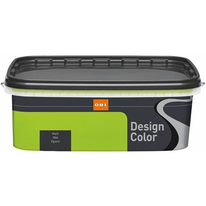 OBI Design Color almazöld matt 2,5 l