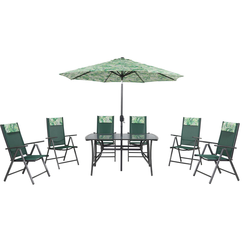 a071e4def Rio kerti bútor garnitúra 8 részes zöld vásárolni - OBI