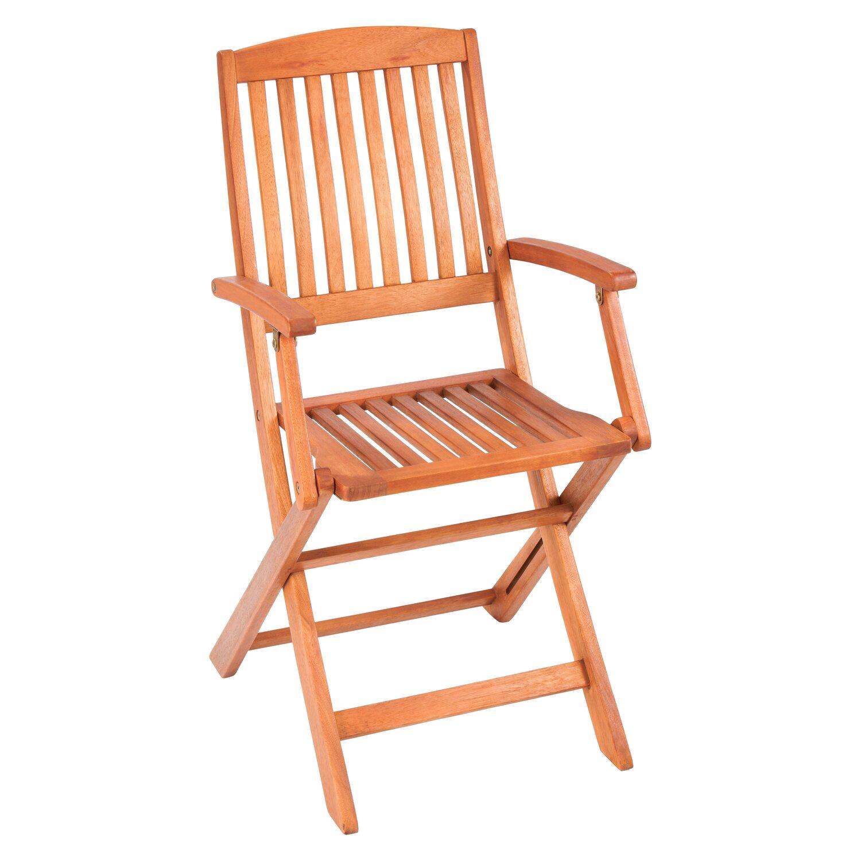 OBI szék Greenville összecsukható karfás