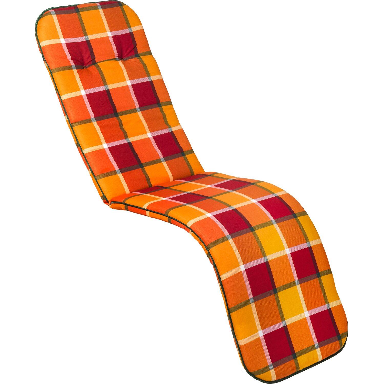 Borkum relax párna sárga-narancssárga kockás vásárolni - OBI cd557066bc