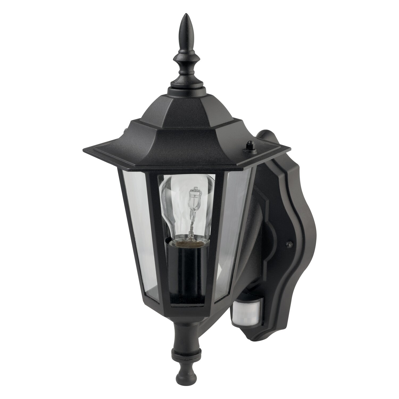 napelemes mozgásérzékelős kültéri lámpa inox obi