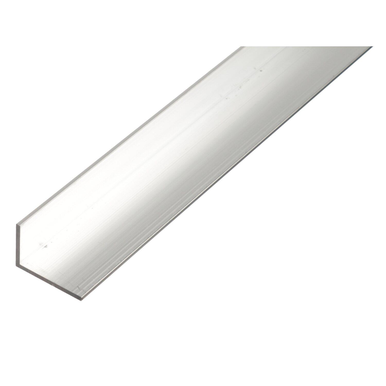 BA profil, egyenlőtlen szárú L, natúr, 10 mm x 40 mm x ...