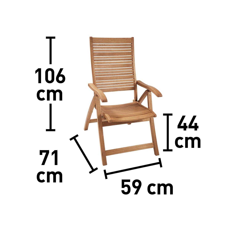 műanyag összecsukható szék