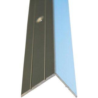 Lépcső élvédő, 25 mm x 20 mm, ezüst, 1000 mm vásárolni - OBI
