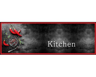 Cook&Wash Bow konyhai szőnyeg bézs 50 cm x 150 cm vásárlása