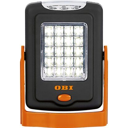 OBI LED-es munkalámpa 23 LED-del