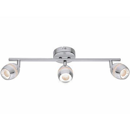OBI LED-es 3-as spot, EEC: A, Tortoli