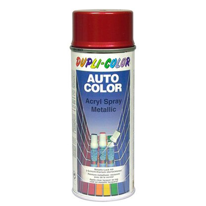 Dupli-Color Auto Color lakkspray 400 ml vörösesbarna 6-0100