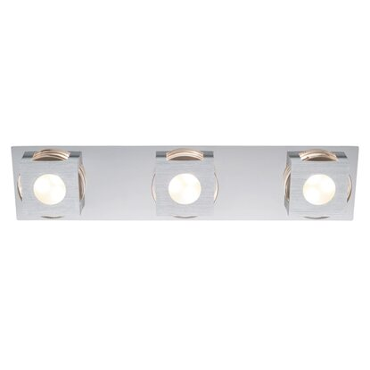 OBI LED 3-as spot EEC: A Fortezza