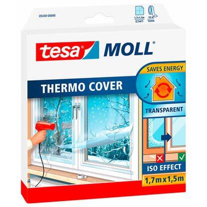 tesamoll thermo cover ablakszigetel f lia 1 7 m v s rolni obi. Black Bedroom Furniture Sets. Home Design Ideas