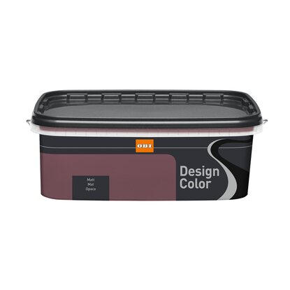 OBI Design Color, szeder, matt, 2,5 l