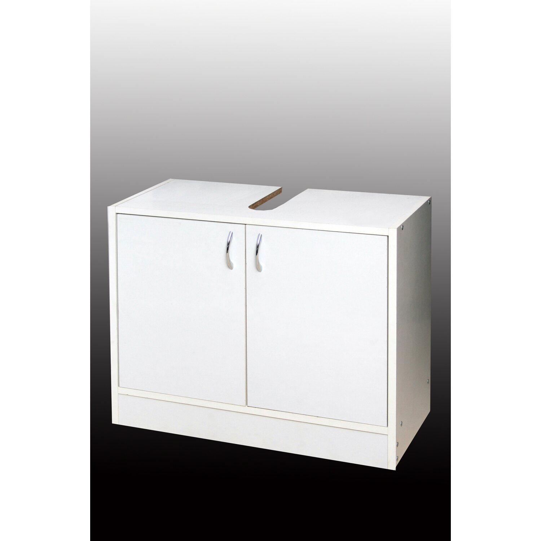Mosdó alatti szekrény fehér színben vásárolni - OBI