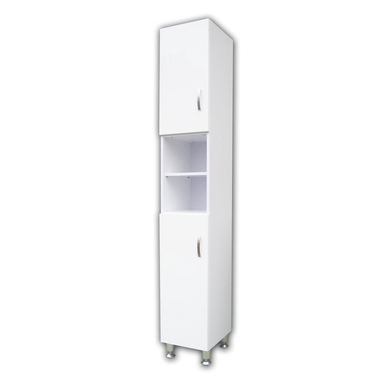 Fürdőszobaszekrény 190S álló polcos vásárolni - OBI