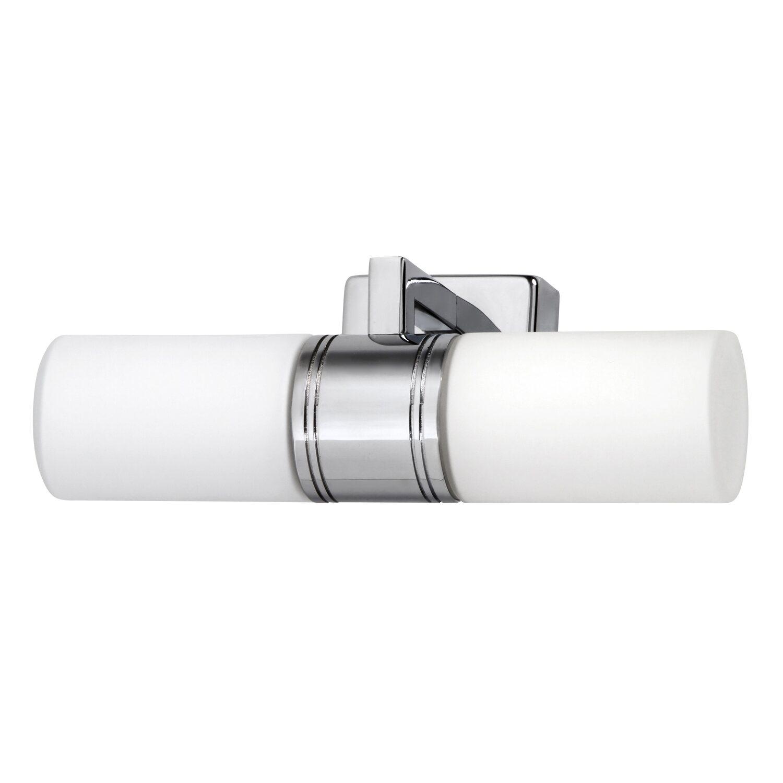 Lexo fürdőszobai fali lámpa G9 2x40W IP44 króm vásárolni - OBI