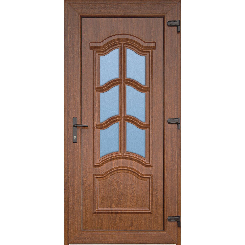 pvc bej rati ajt korzika 98 cm x 208 cm aranyt lgy jobb v s rolni obi. Black Bedroom Furniture Sets. Home Design Ideas