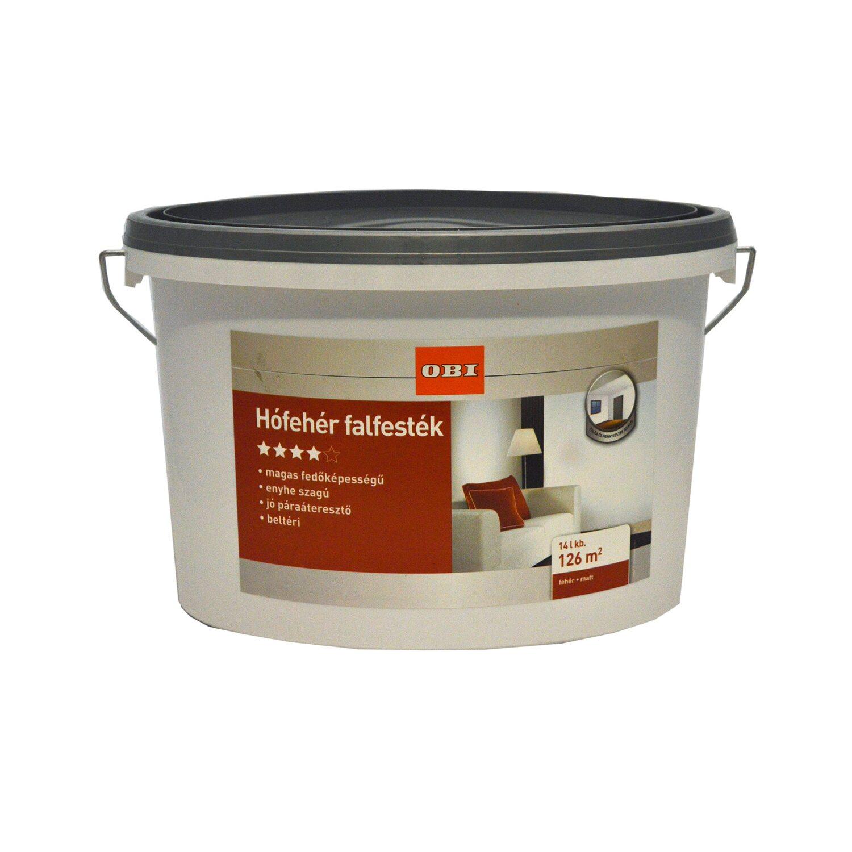 OBI diszperziós falfesték hófehér 14 l vásárolni - OBI 9df9e77ed8