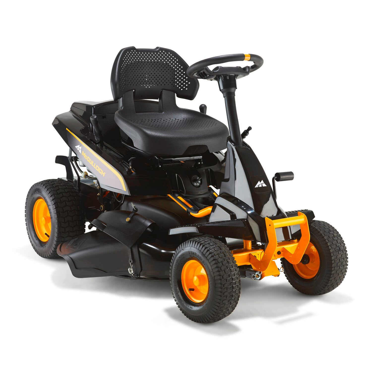 mcculloch f ny r traktor crossmower m105 77x 6 2 kw. Black Bedroom Furniture Sets. Home Design Ideas