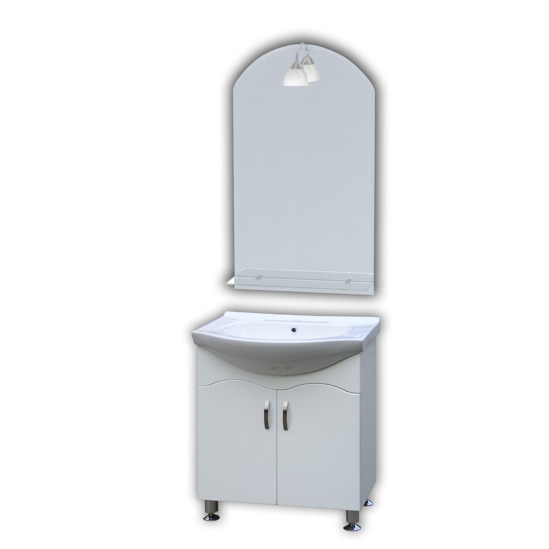 Fürdőszoba alsószekrény kétajtós 65 cm vásárolni - OBI