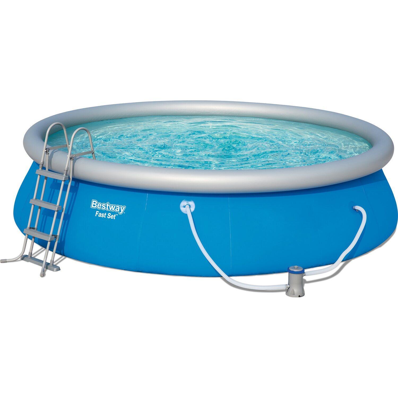 Bestway Fast Pool Medence Szett 457 Cm X 107 Cm V S Rolni
