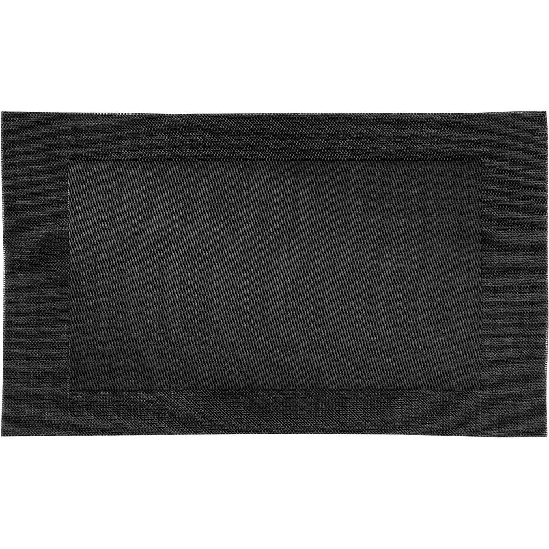 Handlett teríték alátét fekete 30 x 50 cm vásárolni - OBI 47cf83a657