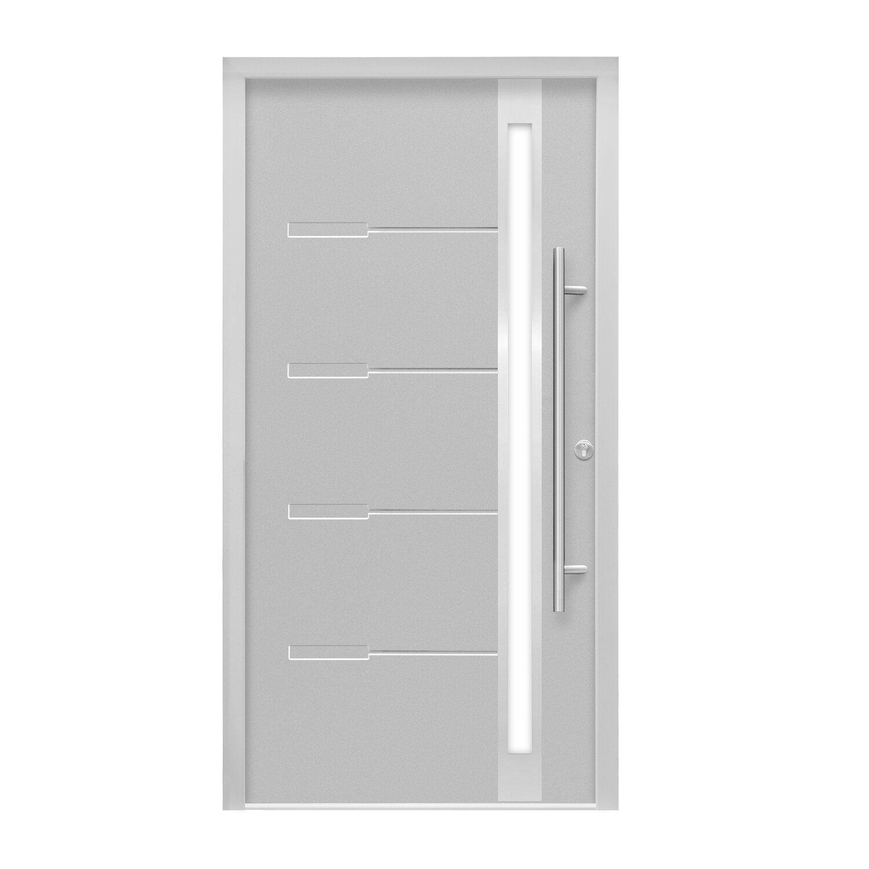 Hőhídmentes acél ajtó