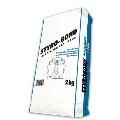 Styro-Bond glett 0-3 mm 2 kg
