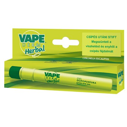 Vape Derm Herbal csípés utáni stift 10 ml