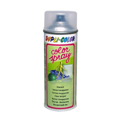 Dupli-Color lakkspray Color Spray szintetikus matt színtelen 400 ml