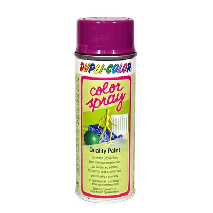 Dupli-Color festékspray Color Spray szintetikus fényes bíbor 400 ml