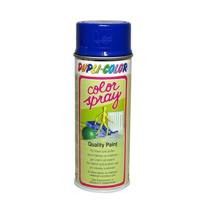 Dupli-Color festékspray Color Spray szintetikus fényes ultramarinkék 400 ml