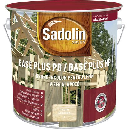Sadolin alapozó Base Plus HP 2,5 l