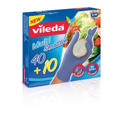 Vileda Multi Soft Sensitive (40+10)