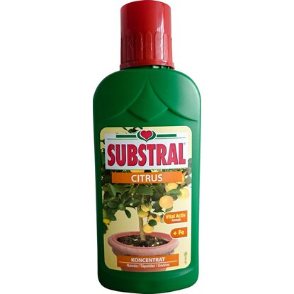 SUBSTRAL tápoldat citrus