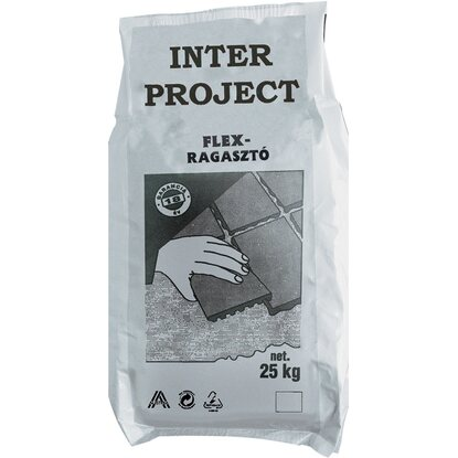 Interproject flexragasztó 25 kg