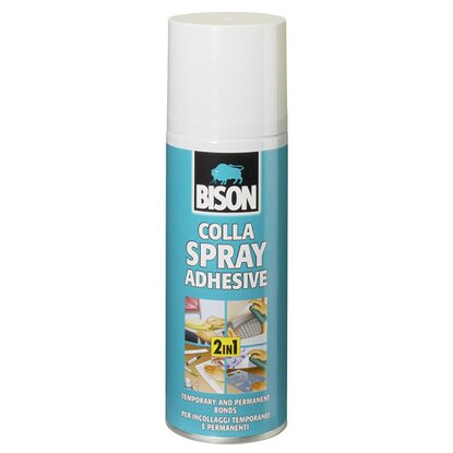 BISON ragasztóspray 200 ml