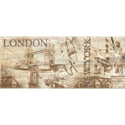Falicsempe Quarz London 25 cm x 60 cm