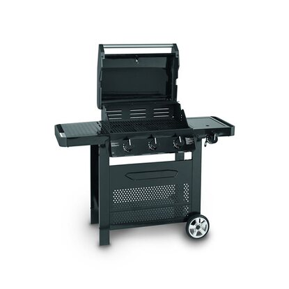 Jamestown Percy Gázgrill 3 égőfejes