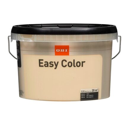 OBI Easy Color vanilla 2,5 l