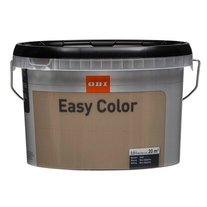 OBI Easy Color chocolate 2,5 l