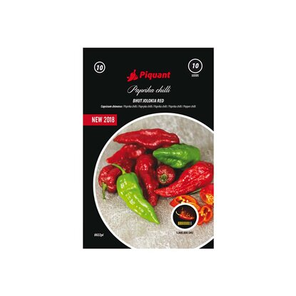 Chili paprika BHUT JOLOKIA RED