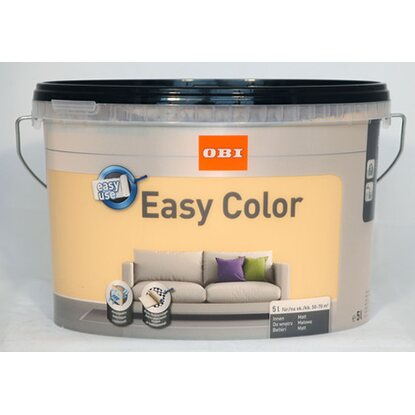 OBI Easy Color beltéri falfesték Savannah matt 5 l