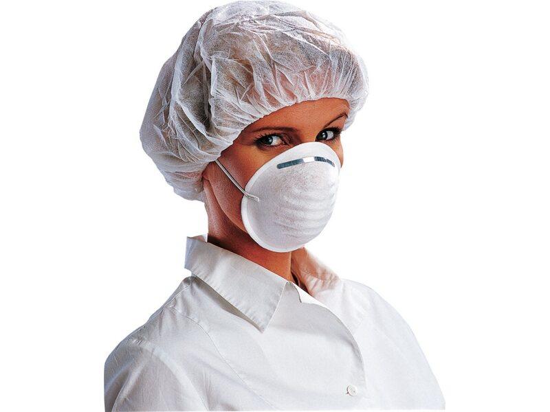 Higéniai maszk polipropilén fehér 10 db vásárolni - OBI