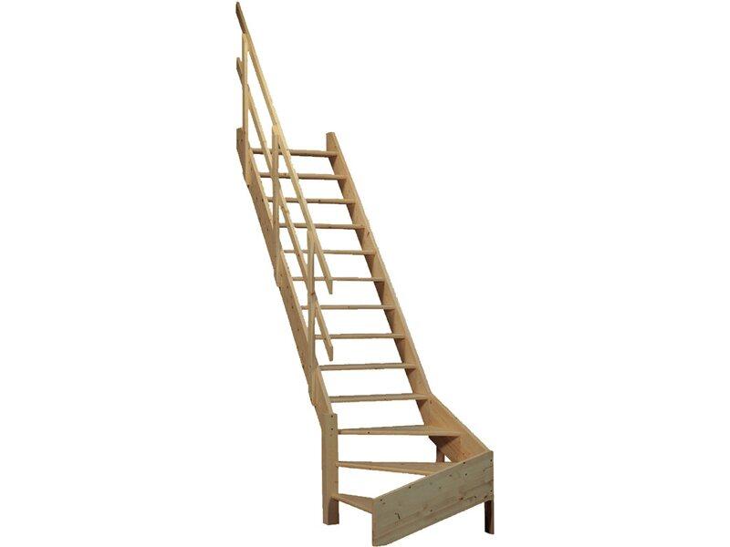 Szerelt lépcső
