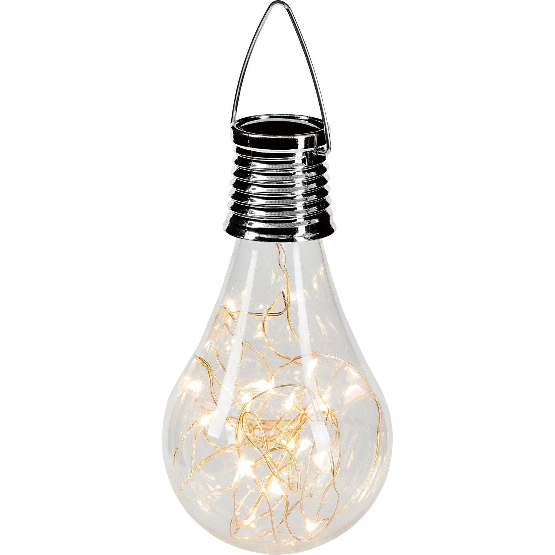villanykörte alakú állólámpa
