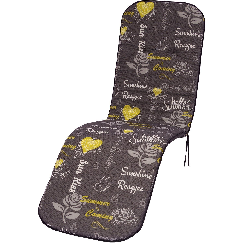 Bokum relax székpárna szürke-sárga vásárolni - OBI a7d768cfce